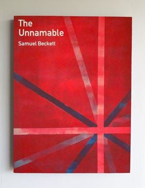 The Unnamable / Samuel Beckett (2) by Heman Chong contemporary artwork