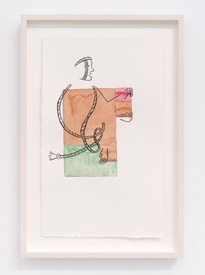 Ixiptla II by Mariana Castillo Deball contemporary artwork