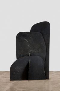 Cloud Mountain by Isamu Noguchi contemporary artwork sculpture