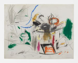 Untitled by Arshile Gorky contemporary artwork