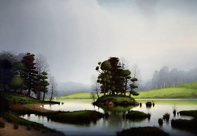 The Sower by Alexander McKenzie contemporary artwork