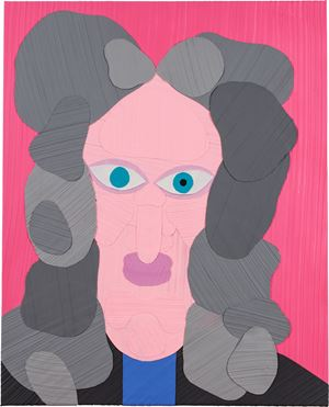 Portrait of Charles II of Spain by José Lerma contemporary artwork