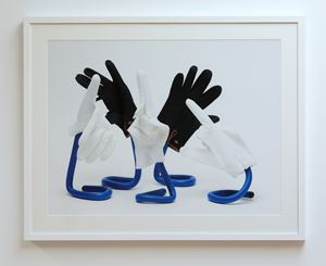 Gloves Off by Judy Darragh contemporary artwork