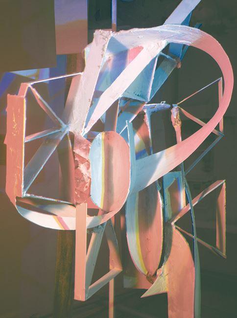 Beginners Mind by Yamini Nayar contemporary artwork