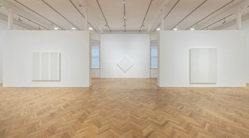 Contemporary art exhibition, Group Exhibition, At the Edge of Things: Baer, Corse, Martin at Pace Gallery, London