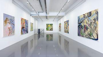 Contemporary art exhibition, Sophie von Hellermann, A Midsummer Night's Dream at Pilar Corrias, London