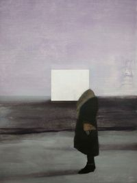 Absurdist by Tim Kent contemporary artwork painting, works on paper
