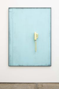 No Clouds or Streams by Martin Boyce contemporary artwork painting, sculpture