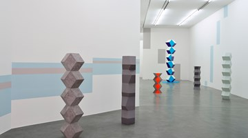 Contemporary art exhibition, Angela Bulloch, New Wave Digits at Simon Lee Gallery, London