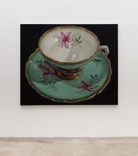 Teacup #8 by Robert Russell contemporary artwork painting