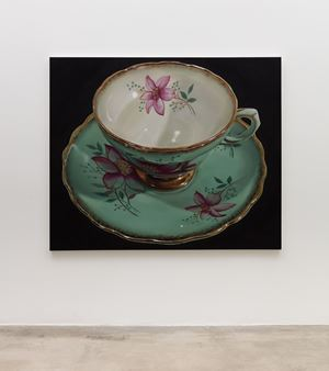 Teacup #8 by Robert Russell contemporary artwork