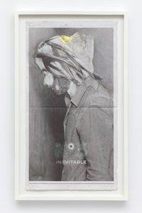 Pages from The Book of Hours (inevitable) by Christian Holstad contemporary artwork mixed media