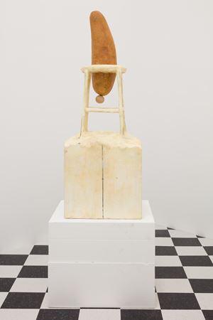 Paul is a Leg by Jason Bailer Losh contemporary artwork