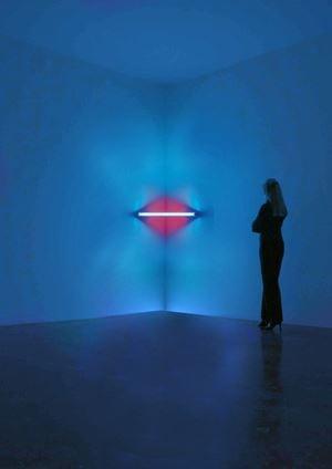 Untitled by Dan Flavin contemporary artwork