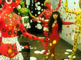 A Yayoi Kusama Documentary Tracks a Life in Polka Dots