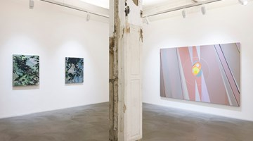 Contemporary art exhibition, Gao Ludi, Lu Song, Xie Nanxing, Points of Departure at Lehmann Maupin, Hong Kong