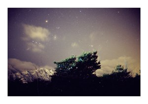 Stargazing at Sokcho #3 by Boomoon contemporary artwork