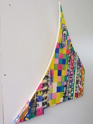HDB Mandala 1 by Hong Sek Chern contemporary artwork
