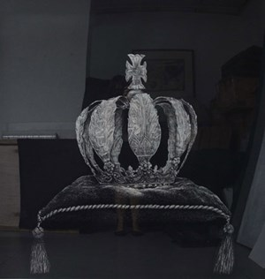 Commonwealth: Project Another Country; Everybody Needs a Crown by Alfredo & Isabel Aquilizan contemporary artwork
