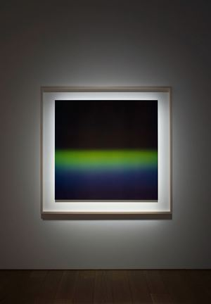 Opticks 005 by Hiroshi Sugimoto contemporary artwork