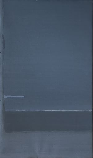 Composition, 2013 by Geneviève Asse contemporary artwork