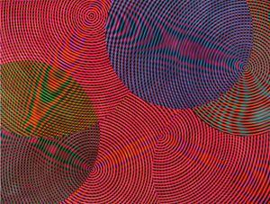 Sonic No. 17 2017 by John Aslanidis contemporary artwork