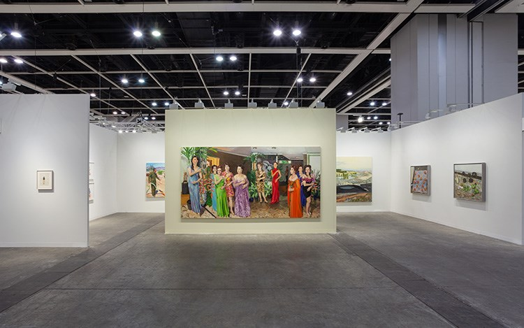 Eslite Gallery, Art Basel in Hong Kong (29–31 March 2019). Courtesy Eslite Gallery, Taipei.