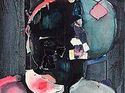Magnus Plessen at Rose Art Museum, Massachussetts