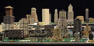 Edible City- Brasilia 01 by Song Dong contemporary artwork