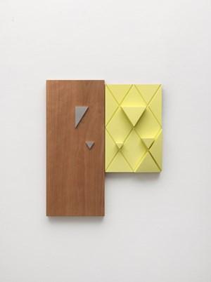 Nemaha (pair) by Richard Rezac contemporary artwork