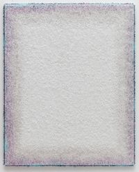White/Color#10 by Lars Christensen contemporary artwork painting