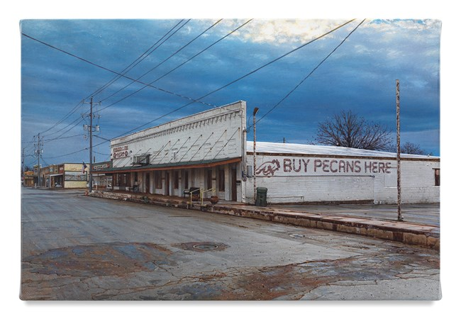 Buy Pecans Here by Rod Penner contemporary artwork