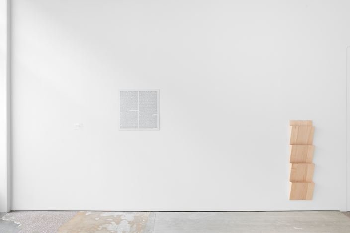 Courtesy Galerie Greta Meert - Installation view