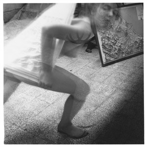 Untitled, Rome, Italy by Francesca Woodman contemporary artwork