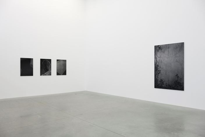 Exhibition view: Dirk Braeckman,Dear deer ,, Zeno X Gallery, Antwerp (18 September–19 October 2019). Courtesy Zeno X Gallery. Photo:Peter Cox.