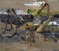 Untitled by Serwan Baran contemporary artwork painting