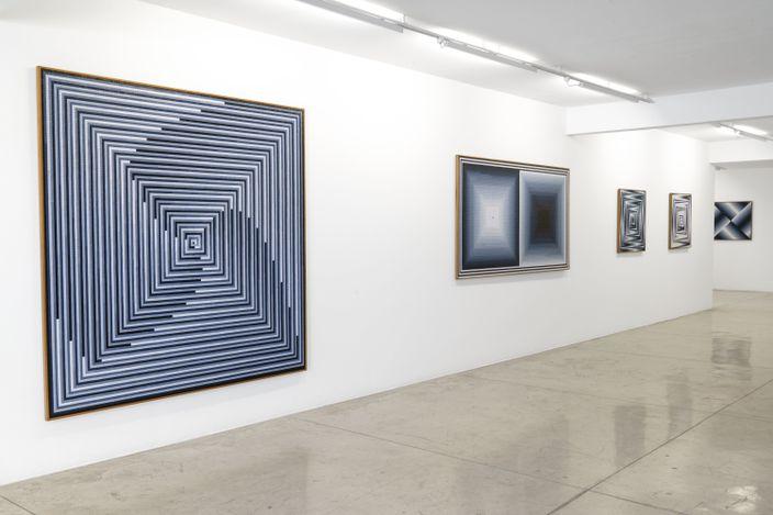 Exhibition view: José Patrício, potência criadora infinitacurated by Paula Braga, Galeria Nara Roesler, São Paulo (22 May–24 July 2021). Courtesy Galeria Nara Roesler. Photo:© Flávio Freire.