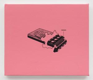 The German Peters Candybar Boobytrap by Gardar Eide Einarsson contemporary artwork