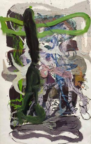 Untitled 1 by Jigger Cruz contemporary artwork