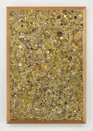Memory Ware Flat #40 by Mike Kelley contemporary artwork