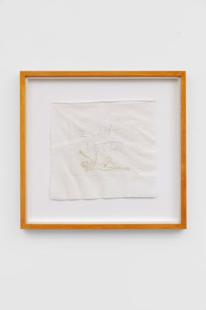 I Can't Let Go by Tracey Emin contemporary artwork