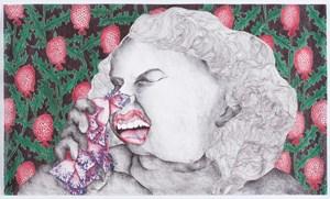 Hazel by Vidha Saumya contemporary artwork