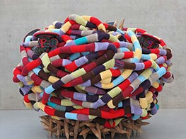 Pascale Marthine Tayou: Boomerang at Serpentine Gallery