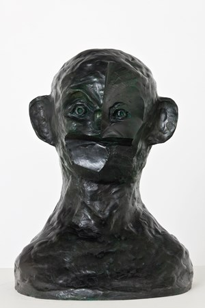 The Philosopher by George Condo contemporary artwork
