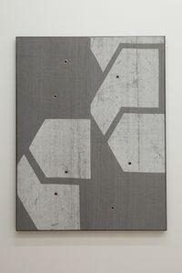 Untitled (0O0O0O03) by Aurélien Martin contemporary artwork mixed media