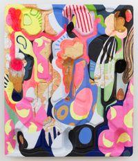 zoomer by Miranda Parkes contemporary artwork painting, sculpture, mixed media