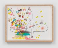 Rr05 by Mika Rottenberg contemporary artwork painting, works on paper, drawing