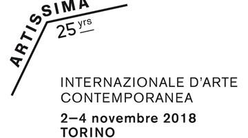Contemporary art exhibition, Artissima 2018 at Galerie nächst St. Stephan Rosemarie Schwarzwälder, Vienna