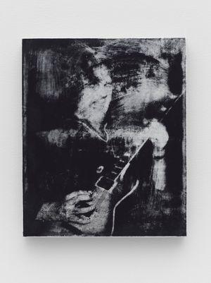 Dead Dad by Van Hanos contemporary artwork