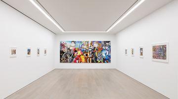 Contemporary art exhibition, Erró, Erró at Perrotin, New York